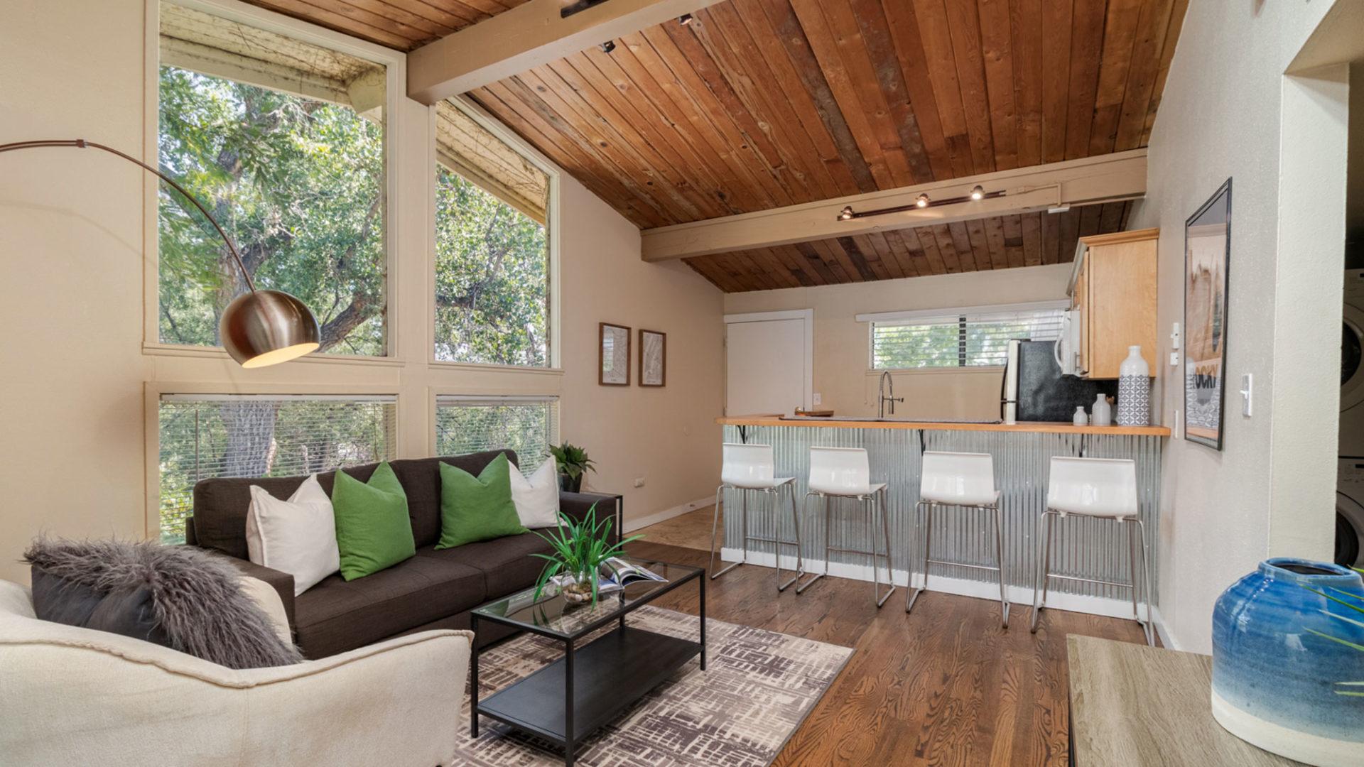 Buffalo Canyon Living Room