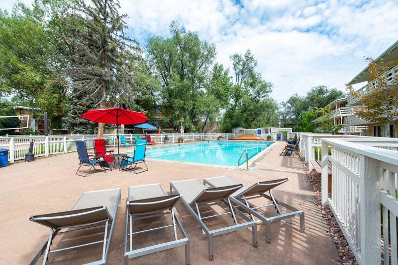 Buffalo Canyon Pool