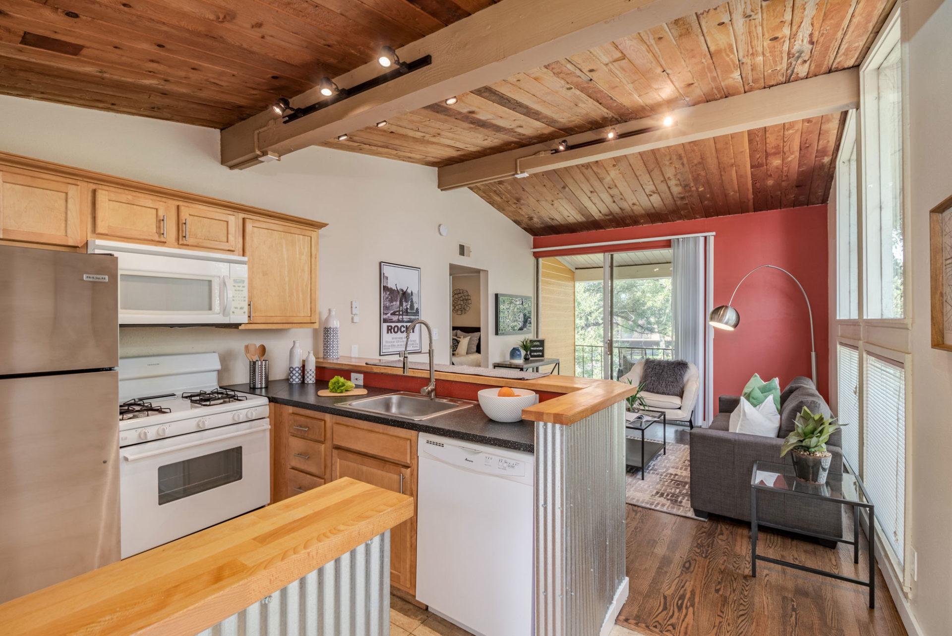 Buffalo Canyon Kitchen